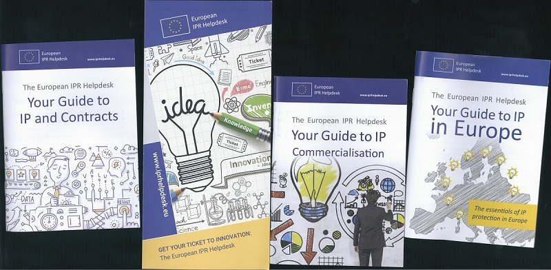 IPR_Helpdesk_brochures